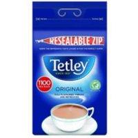 Tetley One Cup Teabags High Quality Tea PK1100