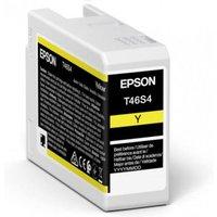 Epson T46S4 (T46S400) Yellow Original UltraChrome Ink Cartridge (25ml)