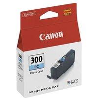 Canon PFI-300PC Photo Cyan Original Ink Cartridge