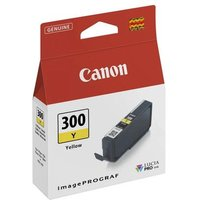 Canon PFI-300Y Yellow Original Ink Cartridge