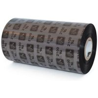 Zebra 02100BK13145 Original Wax Printer Ribbon 2100 (131mm x 450m)