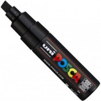 Posca PC-8K Marker Broad Black PK1