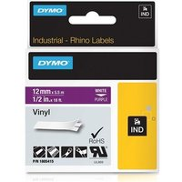 Dymo 1805415 Original Label Tape (12mmx5.5m) White On Purple