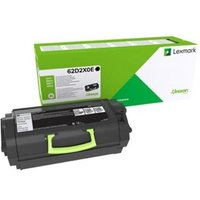 Lexmark 622XE (62D2X0E) Black Original Extra High Capacity Return Program Toner Cartridge