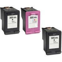 Compatible Multipack HP ENVY Pro 6430 All-in-One Printer Ink Cartridges (3 Pack) -3YM62AE