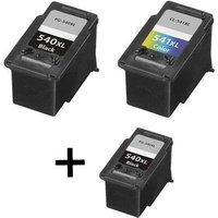 Compatible Multipack Canon Pixma MG3255 Printer Ink Cartridges (3 Pack) -5222B005