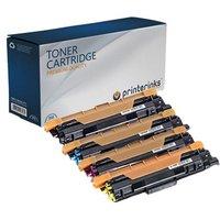 Compatible Multipack Brother DCP-L3517CDW Printer Toner Cartridges (4 Pack) -TN243BK