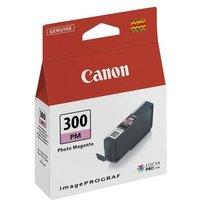 Canon PFI-300PM Photo Magenta Original Ink Cartridge