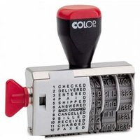 Colop 04000/Wd Dial A Phrase Dater
