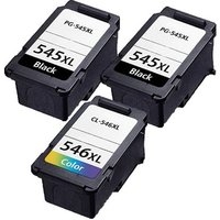 Compatible Multipack Canon PIXMA TS3450 Printer Ink Cartridges (3 Pack) -8286B001