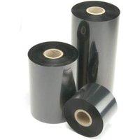 Zebra 03200BK11045 Original Wax/Resin Printer Ribbon 3200 (110mm x 450m)