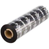 Zebra 02300GS11007 Original Wax Printer Ribbon 2300 (110mm x 74m)