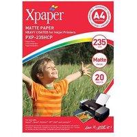 Xpaper Heavy Coated Matte Paper 235g (A4) (20 Sheets)
