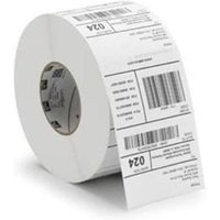 Zebra 800640-605 Original Z-Select Printer Label 2000T (102mm x 152mm) White