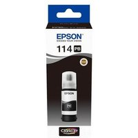 Epson 114 (T07B140) Photo Black Original Ink Bottle