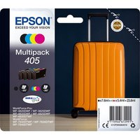 Epson 405 (T05G640) Original DURABrite Ultra Standard Capacity Ink Cartridges Multipack (Suitcase)
