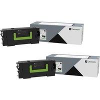 Original Multipack Lexmark B2865dw Printer Toner Cartridges (2 Pack) -B280XA0