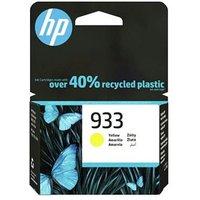 HP 933 Yellow Original Standard Capacity Ink Cartridge Multipack (CN060AE)