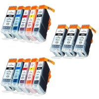 Compatible Multipack Canon Pixma MP760 Printer Ink Cartridges (13 Pack) -4479A002
