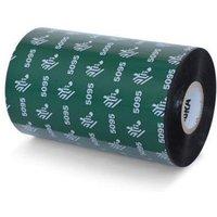 Zebra 05095BK17445 Original Resin Printer Ribbon 5095 (174mm x 450m)