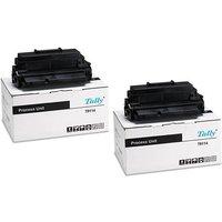 Original Multipack Tally T9114N Printer Toner Cartridges (2 Pack) -43118