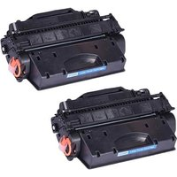 Compatible Multipack HP LaserJet Pro MFP M426n Printer Toner Cartridges (2 Pack) -CF226X