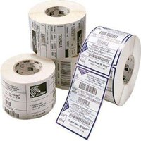 Zebra 800264-155 Original Z-Select Printer Label 2000D (102mm x 38mm) White