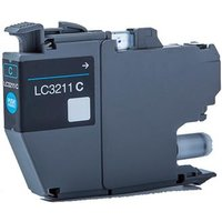 Brother LC3211C Cyan Compatible Standard Capacity Ink Cartridge