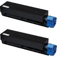 OKI 44059209 Yellow Remanufactured Toner Cartridge