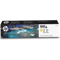 HP 991A (M0J82AE) Yellow Original Standard Capacity PageWide Cartridge