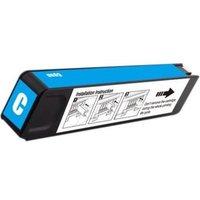 HP 980 Cyan Remanufactured Ink Cartridge (D8J07A)