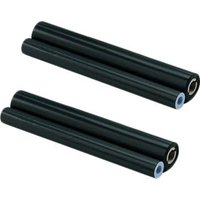 Brother PC72RF Black Compatible Thermal Transfer Ribbon x 2