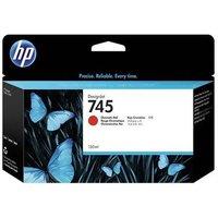 HP 745 Chromatic Red Original High Capacity Ink Cartridge (F9K06A)