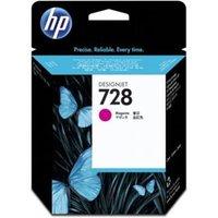 HP 728 Magenta Original Extra High Capacity Ink Cartridge (F9K16A)