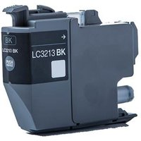 Brother LC3213BK Black Compatible High Capacity Ink Cartridge