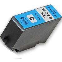 Remanufactured 378XL Cyan High Capacity Ink Cartridge