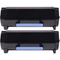 Lexmark MS517dn Printer Toner Cartridges
