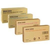 Ricoh Aficio  MPC1500SP Printer Toner Cartridges