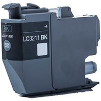 Brother LC3211BK Black Compatible Standard Capacity Ink Cartridge