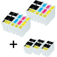Epson WorkForce WF-3620 Printer Ink Cartridges