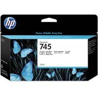 HP 745 Photo Black Original High Capacity Ink Cartridge (F9K04A)