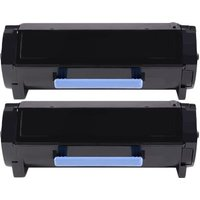 Lexmark MX617de Printer Toner Cartridges