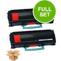 Lexmark E460 Printer Toner Cartridges