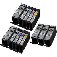 Canon Pixma TR7550 Printer Ink Cartridges