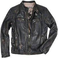 Biker-Lederjacke 'Buffalo' Gr. XXL