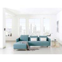 Modernes Öko Sofa mit Recamiere