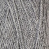 Robin Double Knit Yarn Silver 100g