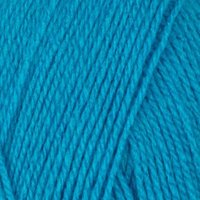 Robin Double Knit Yarn Turquoise 100g