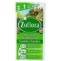 'Zoflora Concentrated Disinfectant 56ml - Country Garden