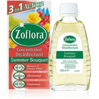 'Zoflora Concentrated Disinfectant 56ml - Summer Bouquet
